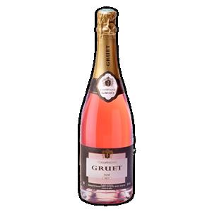 Champagne Gruet Rose Brut
