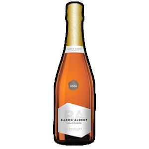 Champagne Baron Albert L'Emancipee Brut Rose de Saignee Millesime