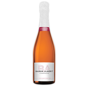 Champagne Baron Albert L' Enchanteresse Brut Rose