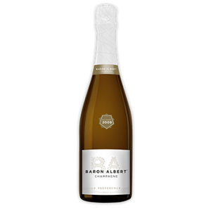Champagne Baron AlbertA Prēfērence Brut Vintage 2012