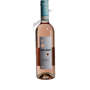 Bidoli Pinot Grigio Rose IGT