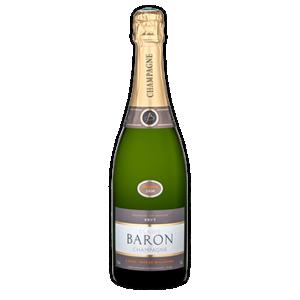Champagne Claude Baron Cuvee Topaze Millesime 2009